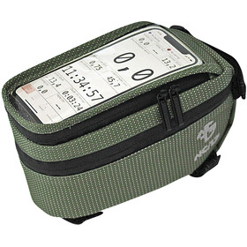 NC-17 Connect Smartphone Top Tube Bag green dot